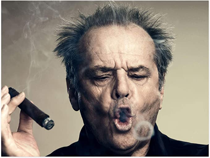 Jack Nicholson. How to handle a pandemic